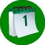 Iconos Calendario